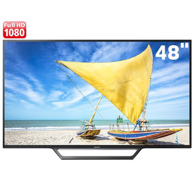 Smart Tv Led 48 Full Hd Sony Bravia Kdl-48w655d Hdmi E Usb
