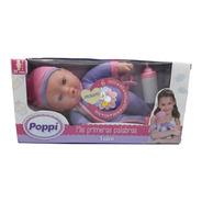 Bebe Poppi Mis Pimeras Palabras Valen Envio Full 5357 (6090)
