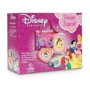 Box Jogo Da Memória Disney Princesas Lata Formato De Coração