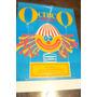 Cartaz Circo Aurea Original Antigo Palhaço - Raro
