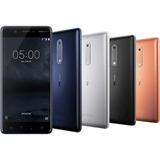 Celular Libre Nokia 5 5.2