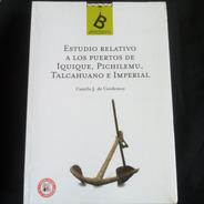 Estudio Relativo Puertos Iquique, Pichilemu. Cordemoy. Nuevo