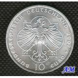 Moneda De Plata .925 - Alemania Km# 268