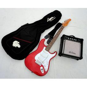 Paquete Guitarra Eléctrica Oscar Schmidt By Washburn + Amp