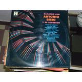 * Vinilo 2250 - Bailando Con Antonio Bisio Y Su Acordeon- H.