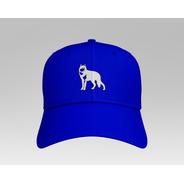Baseball Cap Lobo Branco Vip Azul Celeste 2020
