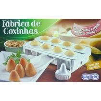 Fabrica Molde De Coxinha Salgadinho 8 Cavidade 0382
