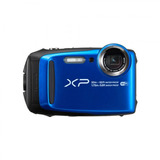 Camara Finepix Xp120 Azul