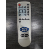 Control Remoto Televisor Silver Point