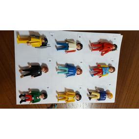 Playmobil Bonecos Antigos