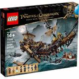 Lego 71042 Silent Mary Piratas Del Caribe 2294 Pza