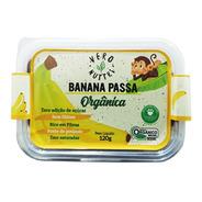 Banana Passa Vero Nuttri Orgânica 120g