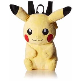 Mochila Pikachu Pokemon. Envío Gratis