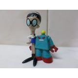 Laboratorio Dexter Cerebro Original Cartoon Network 2000