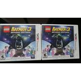 Lego Batman 3 3ds Nuevo Sellado