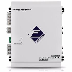 Modulo Amplificador Falcon 3 Canais 450w 2 Ohm Hs1500