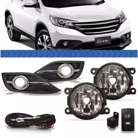 Farol Auxiliar Honda Crv 2013 - 2016-
