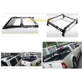 Toyota Hilux Parrilla De Carga O Rack De Techo Rustic 4wd