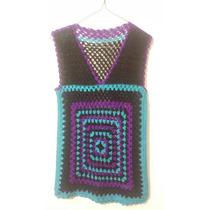 Camisas Tejidos En Crochet, Hechos A Mano