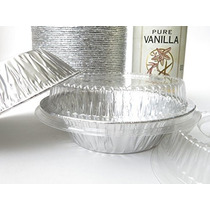 Nueva Desechable De Aluminio 5 \tarta Pan / Persona Cazuela