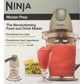 Ninja Master Licuadora Máquina Smoothies Y Frapés 400 Vatios