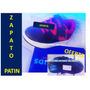 Zapato Patin 28/29/30/31/32/33/34/35,casuales,juguete.deport