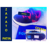 Zapato Patin 28/29/30/31/32/33/34/35,casuales,juguete.deport