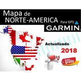 Mapa Garmin Estados Unidos Canada 2018 Envio Gratis
