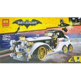 Lego Batman Alterno Ataque Pinguino Auto Artico Emboscada