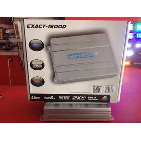 Amplificador Steelpro Exact-1500d