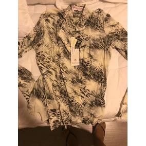 Camisa De Seda Dudalina Original