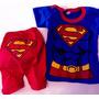 Superman liga de la justicia superheroe