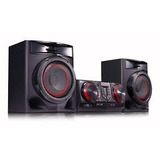 Minicomponente 5500 Wts /cd/doble Usb/bluetooth Lg Mod. Cj44
