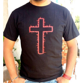 Playera Cruz Gospel