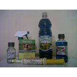 Combo Anti Pulgas Y Garrapatas 4 Productos