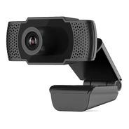 Webcam Hd 1080p Usb Microfone Plug And Play Qualidade Oferta