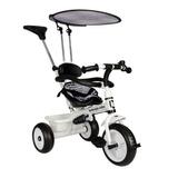 Triciclo Infantil Bebeglo 3 Etapas 10-24 Kg Juguete Blanco