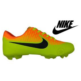 Chuteira Da Nike Campo Trava Hypervenom Na Caixa Cr7