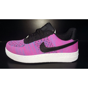finest selection a6606 7dc0a Zapatos Nike Air Force One Max Dama Originales Gym Moda