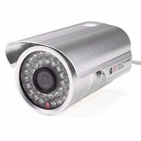 Camera Para Dvr Infra Red 36 Led 50m Prova Dagua Cftv Linhas