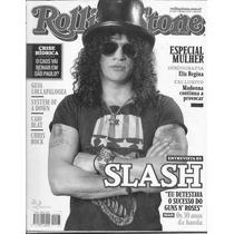 Revista Rolling Stone 103-slash,guns N