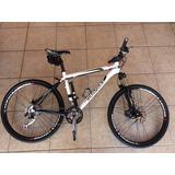 Bike Mtb Quadro Astro Smoother / Peças Top
