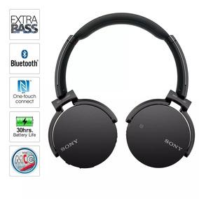 Headphones Fone Bluetooth Sony Com Extra Bass Xb650bt