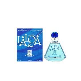 Laloa Blue Eau De Toilette Via Paris - Perfume Fem 100ml