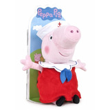 Peppa Pig Marineros Rojo (peluche) 20 Cm