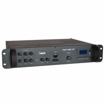 Mixer Usb/ Cartão Amplificador Ll Audio Nca Pwm 1000 Fm 250w