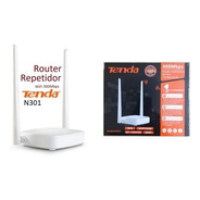 Router/repetidor Inalámbrico N301 300mbps 2 Antenas Vers.6.0