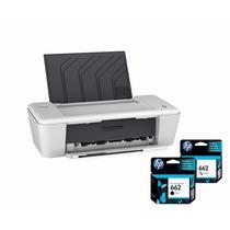 Impresora Inyeccion De Tinta Hp Deskjet 1015 Con Cartuchos