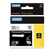 Cinta Dymo Industrial Polyester Permanente 9mm 3/8 In.