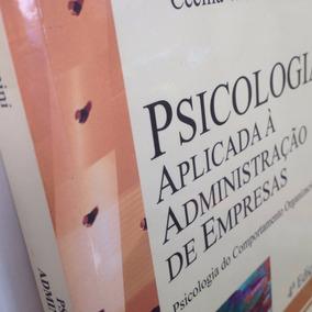 Livro - Psicologia Aplicada À Administração De Empresas